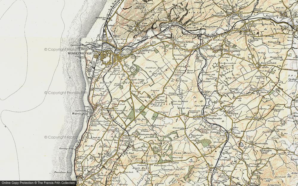 Winscales, 1901-1904