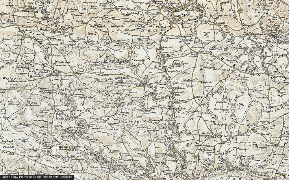 Winsford, 1900
