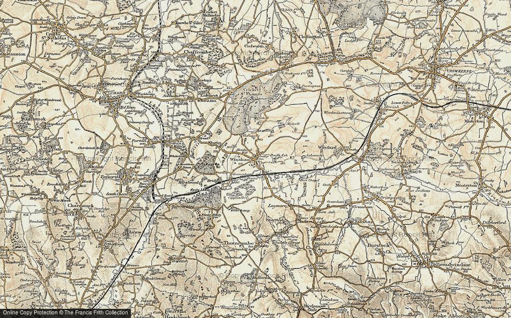 Winsham, 1898-1899