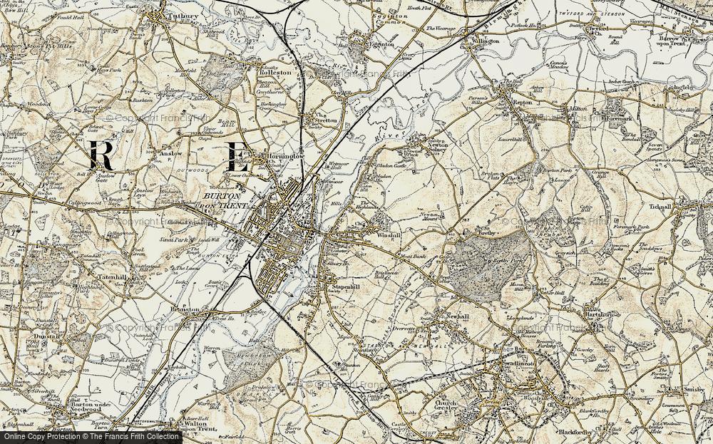 Winshill, 1902