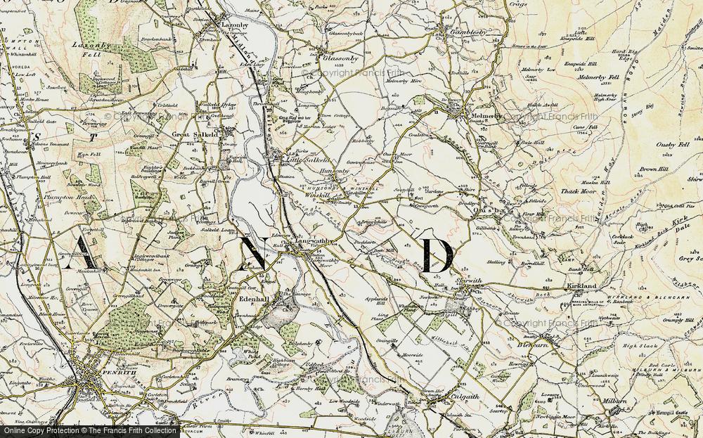 Winskill, 1901-1904
