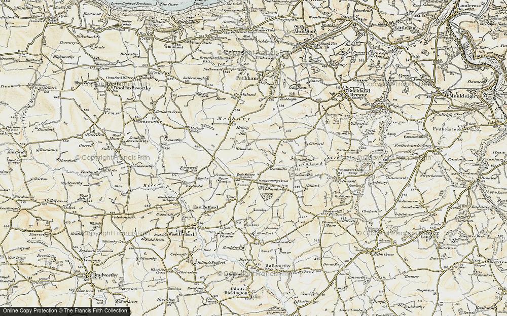 Winslade, 1900