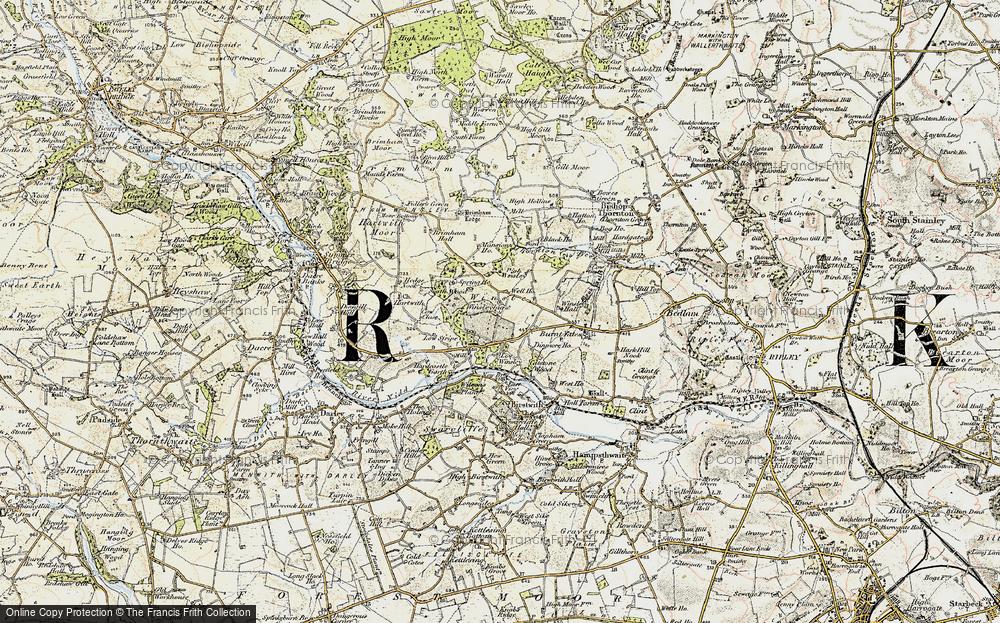 Winsley, 1903-1904