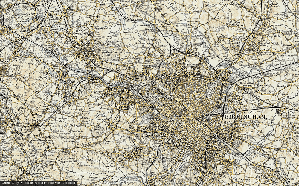 Winson Green, 1902