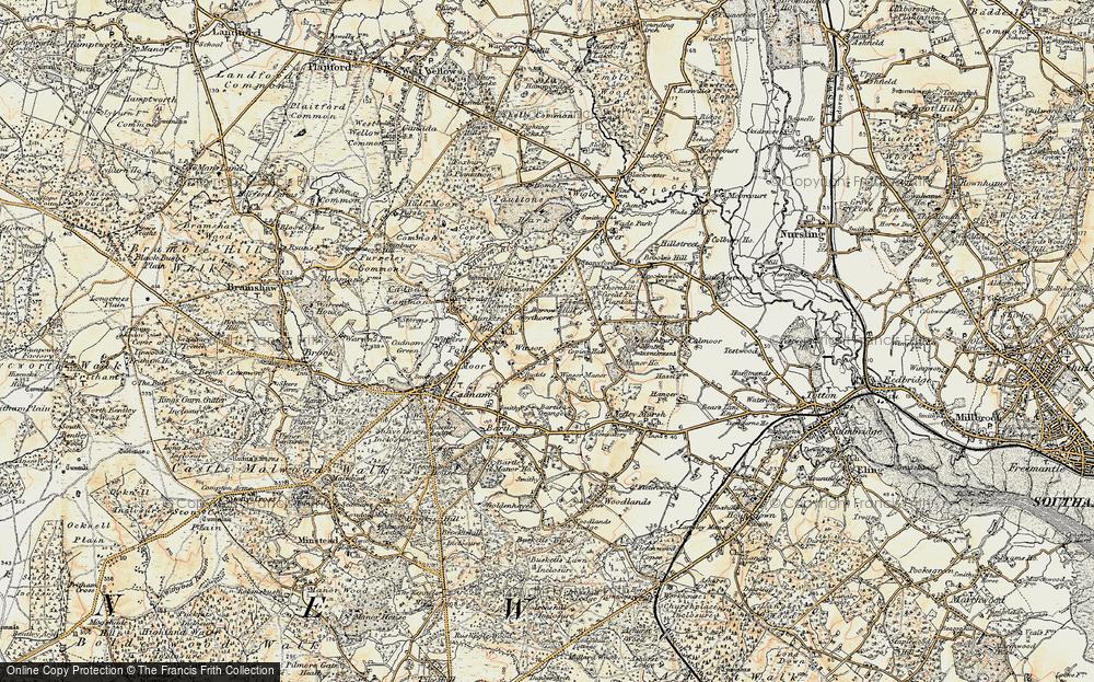 Winsor, 1897-1909