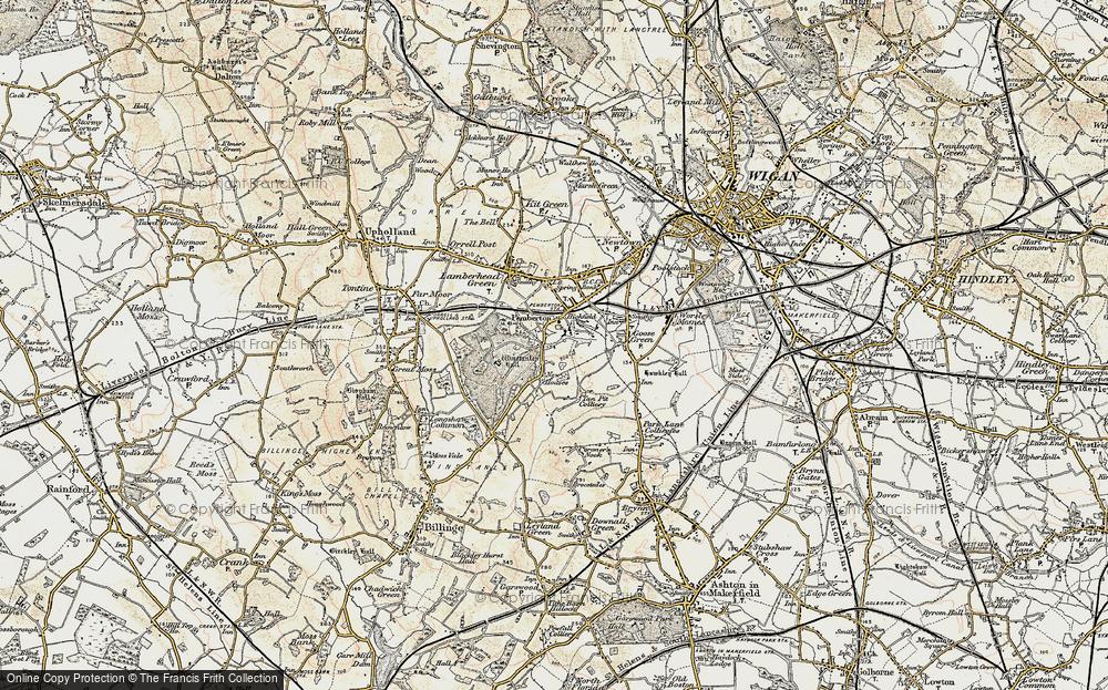 Winstanley, 1903
