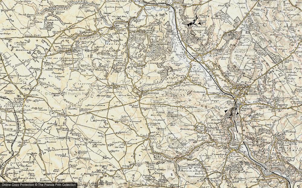 Winster, 1902-1903