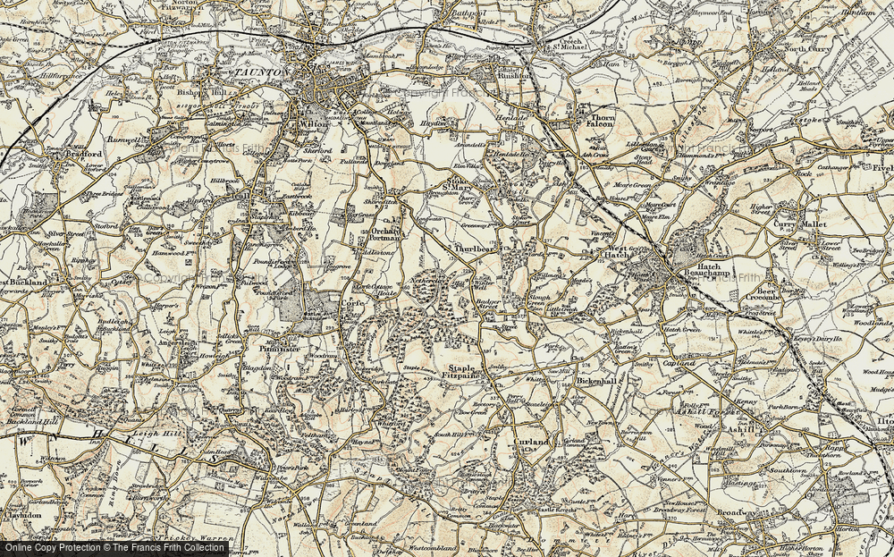 Winter Well, 1898-1900