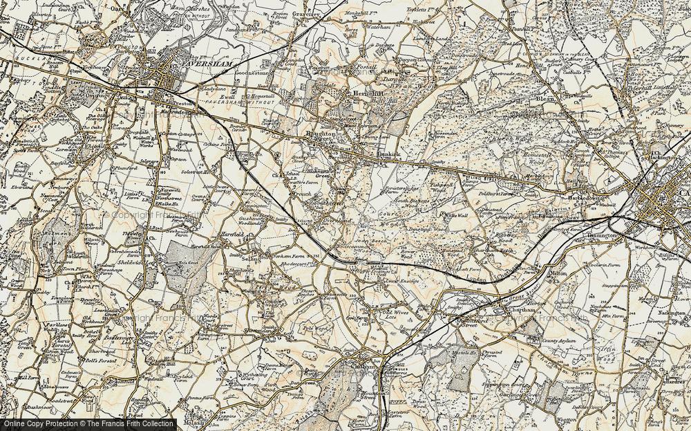 Winterbourne, 1897-1898