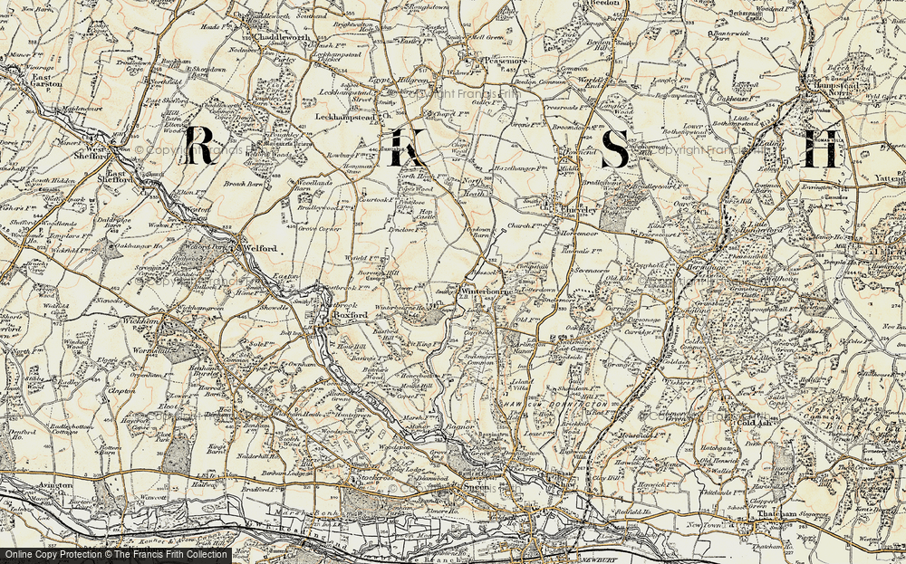 Winterbourne, 1897-1900