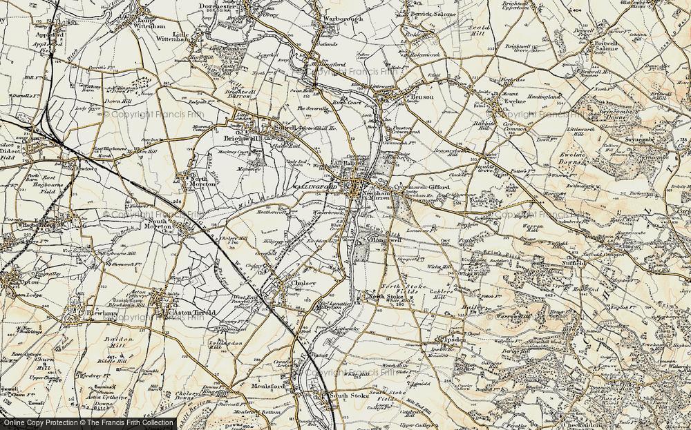 Winterbrook, 1897-1898