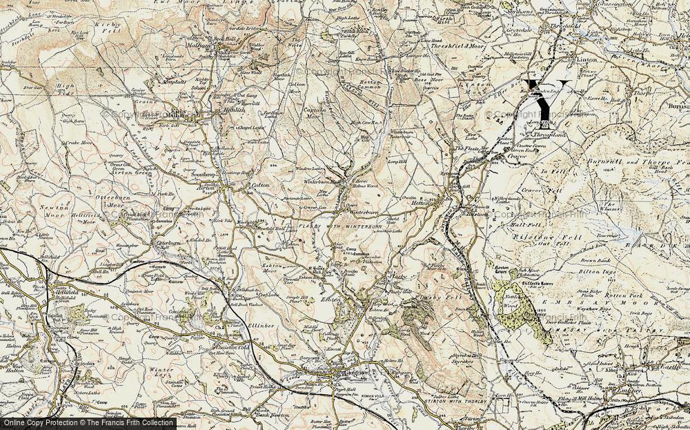 Winterburn, 1903-1904