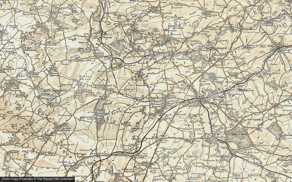 Winterfield, 1899