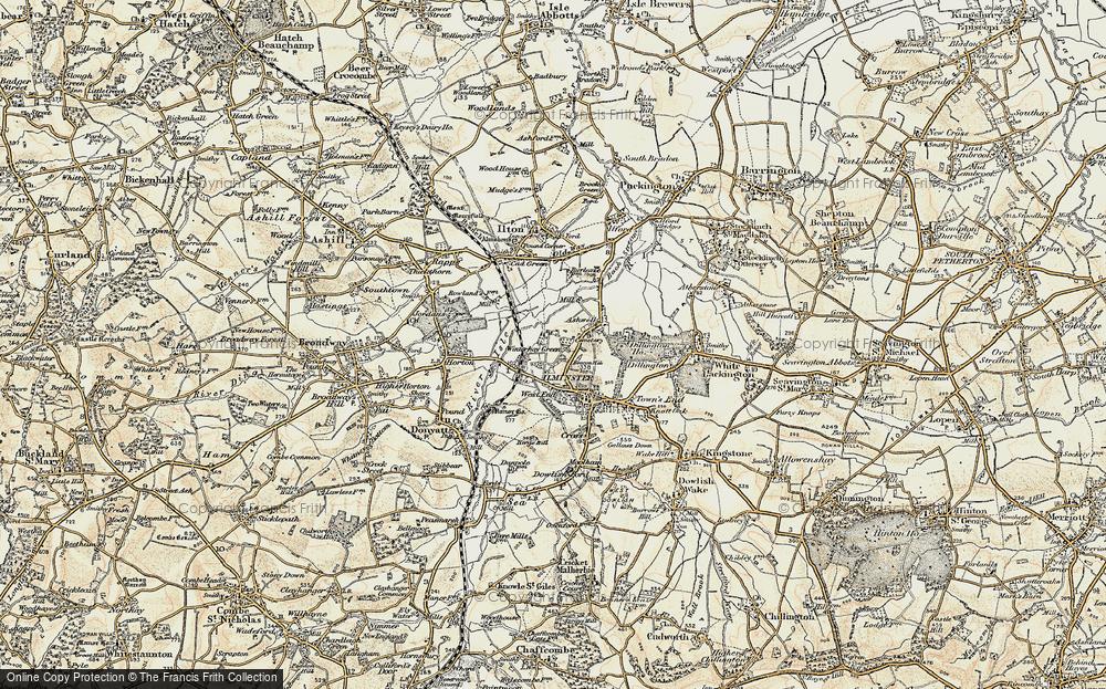 Winterhay Green, 1898-1900