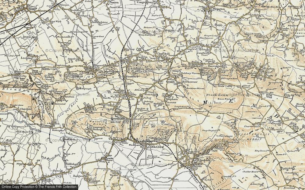 Winterhead, 1899-1900