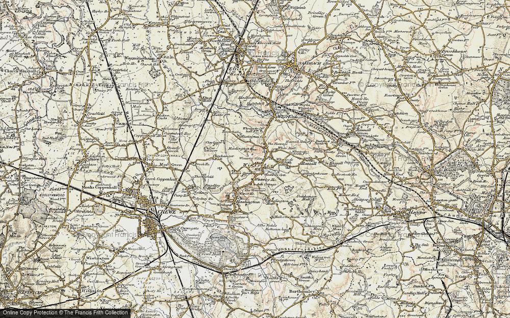 Winterley, 1902-1903