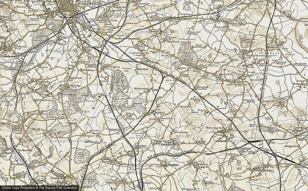 Wintersett, 1903