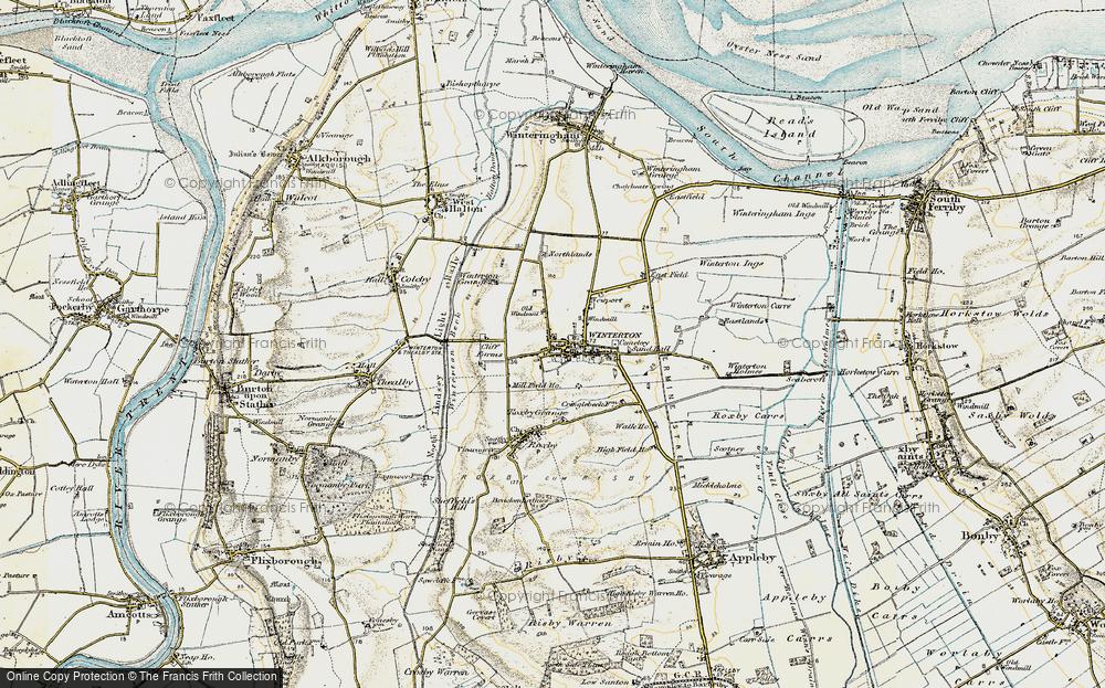 Winterton, 1903-1908