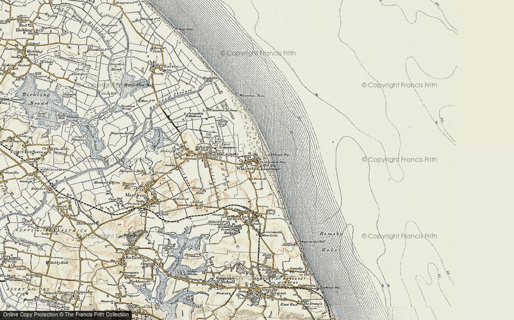 Winterton-on-Sea, 1901-1902