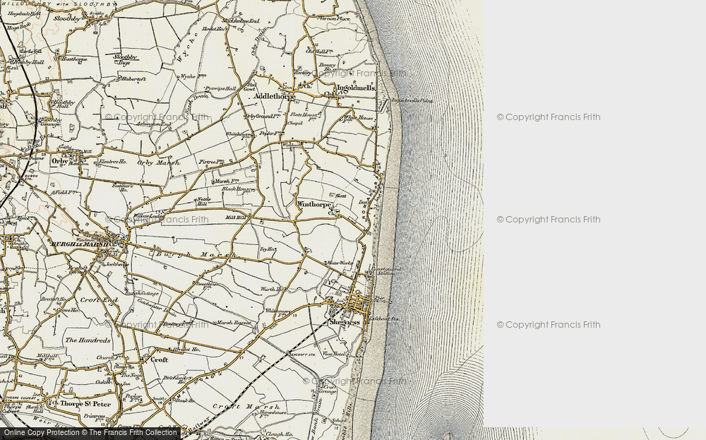 Winthorpe, 1901-1903