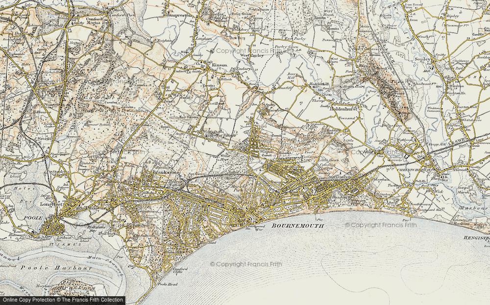 Winton, 1899-1909