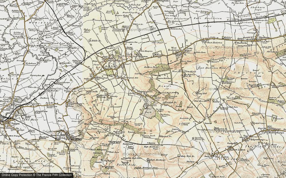 Wintringham, 1903-1904