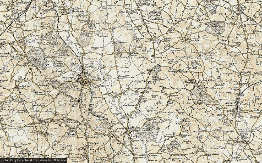 Winyates, 1901-1902