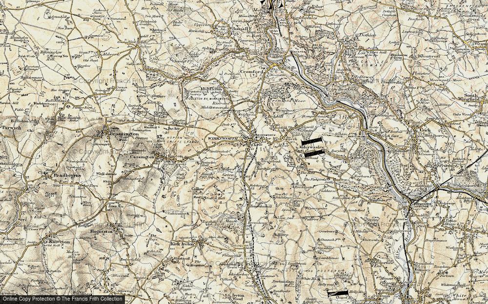 Wirksworth, 1902