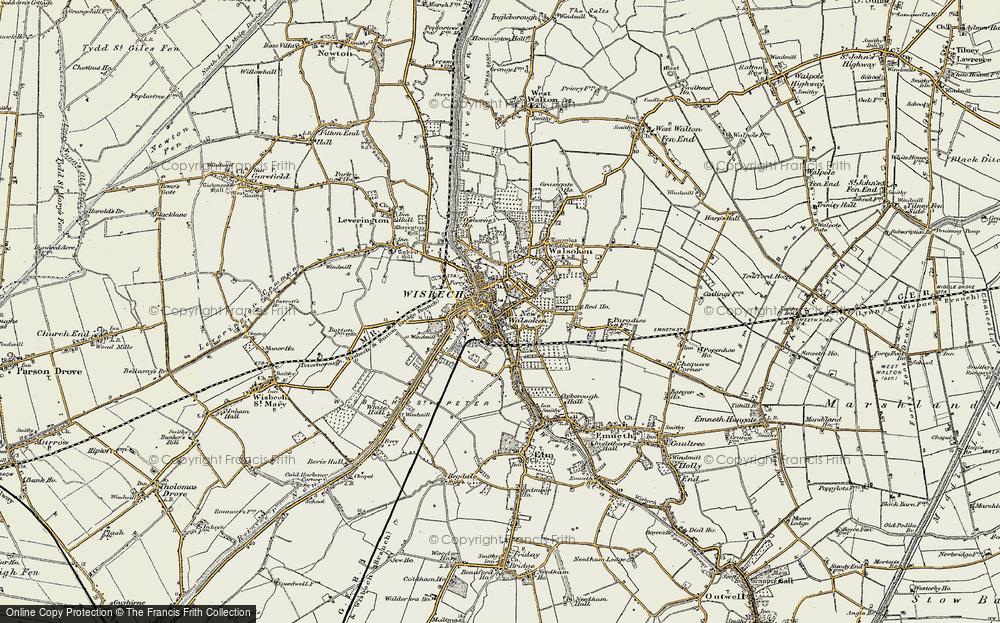 Wisbech, 1901-1902