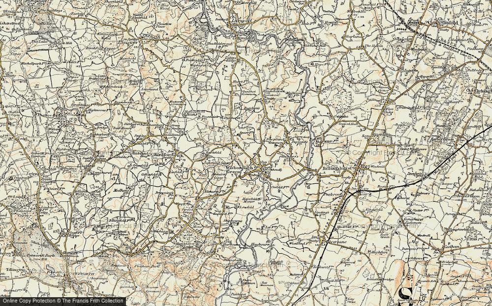 Wisborough Green, 1897-1900