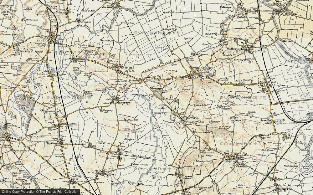 Wiseton, 1903