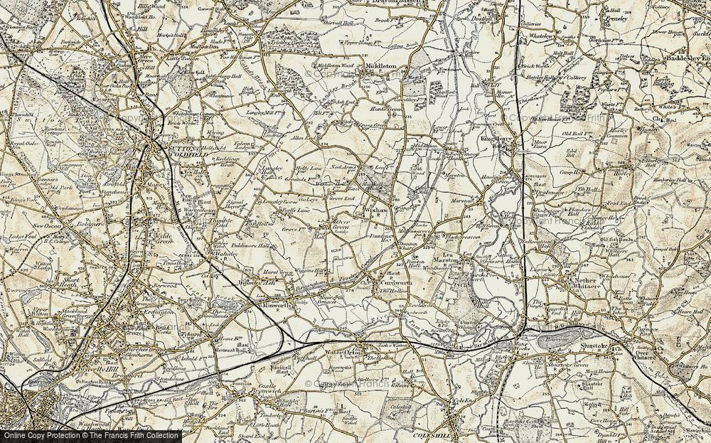 Wishaw, 1901-1902