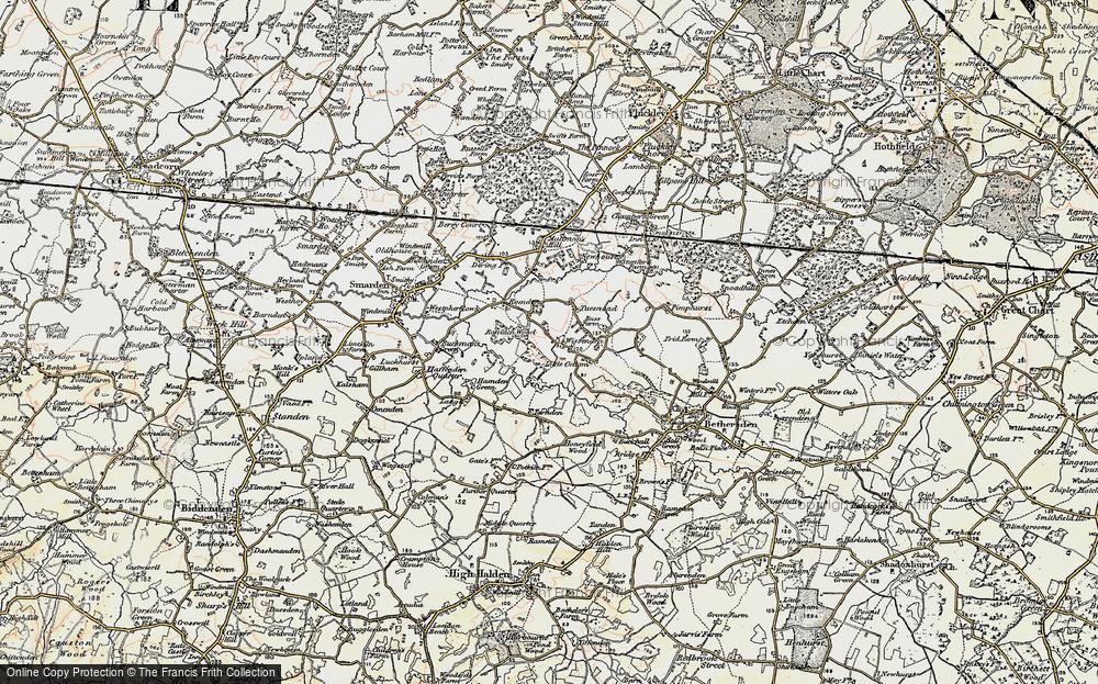 Wissenden, 1897-1898