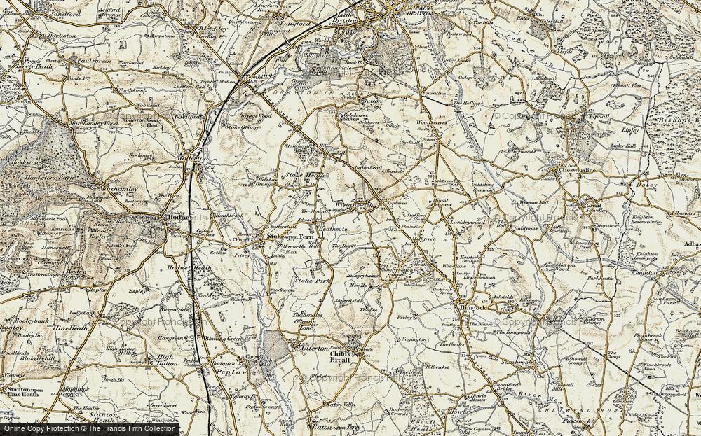 Wistanswick, 1902
