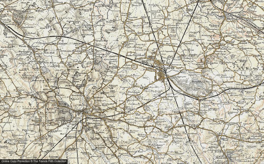 Wistaston Green, 1902-1903