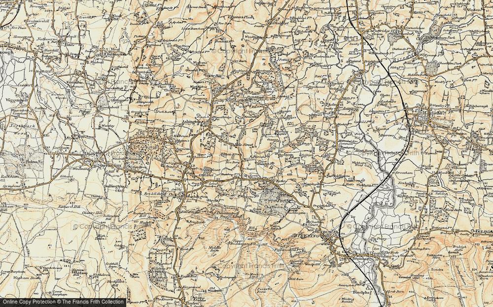 Wiston, 1898