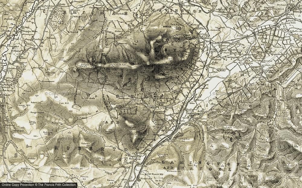 Wiston, 1904-1905