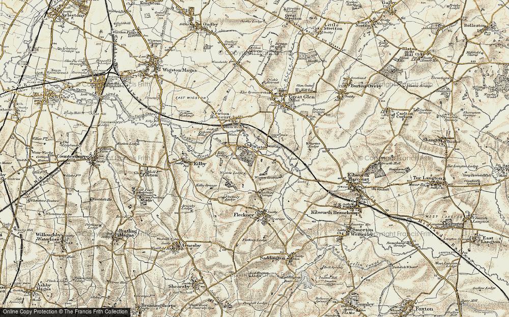 Wistow, 1901-1903
