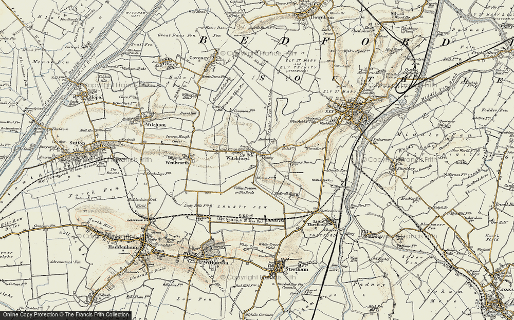 Witchford, 1901