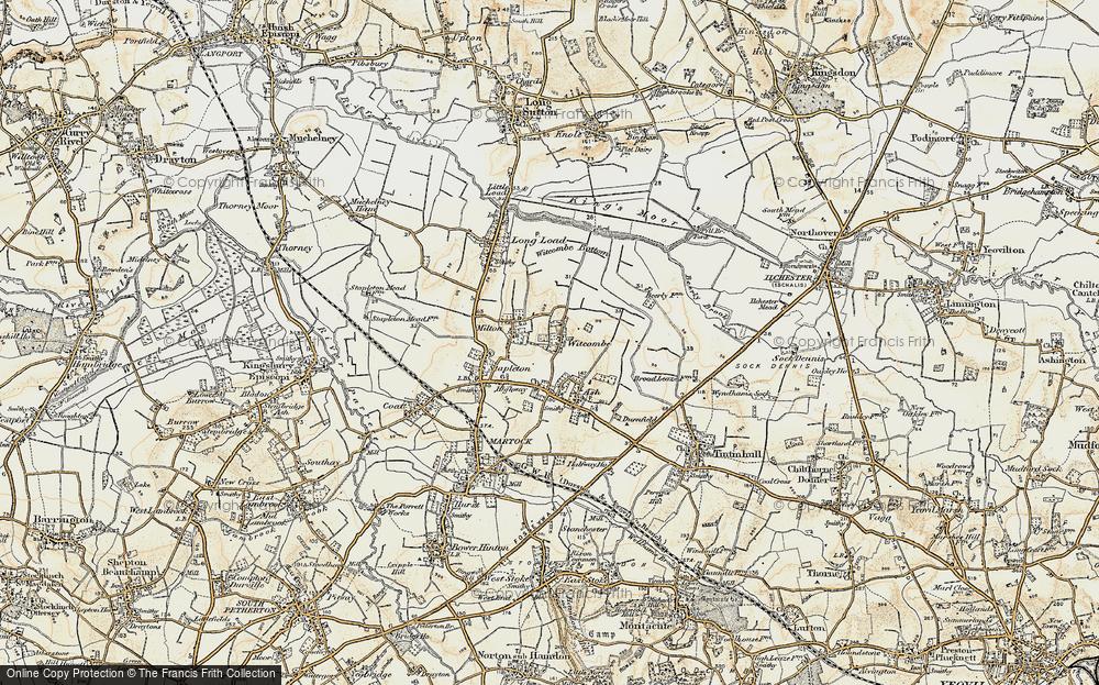 Witcombe, 1898-1900