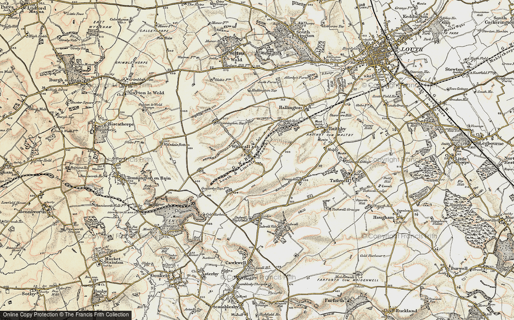 Withcall, 1902-1903