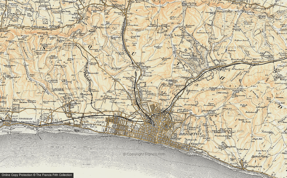 Withdean, 1898