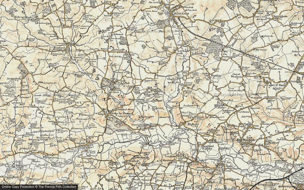Withermarsh Green, 1898-1901