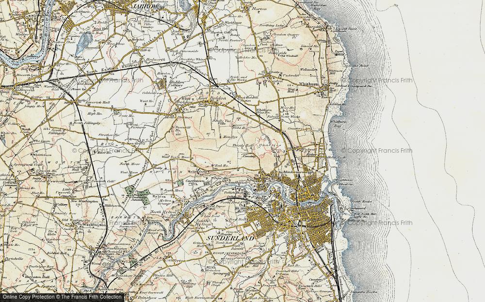 Witherwack, 1901-1904