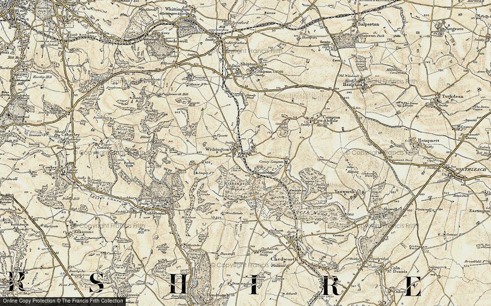 Withington, 1898-1900