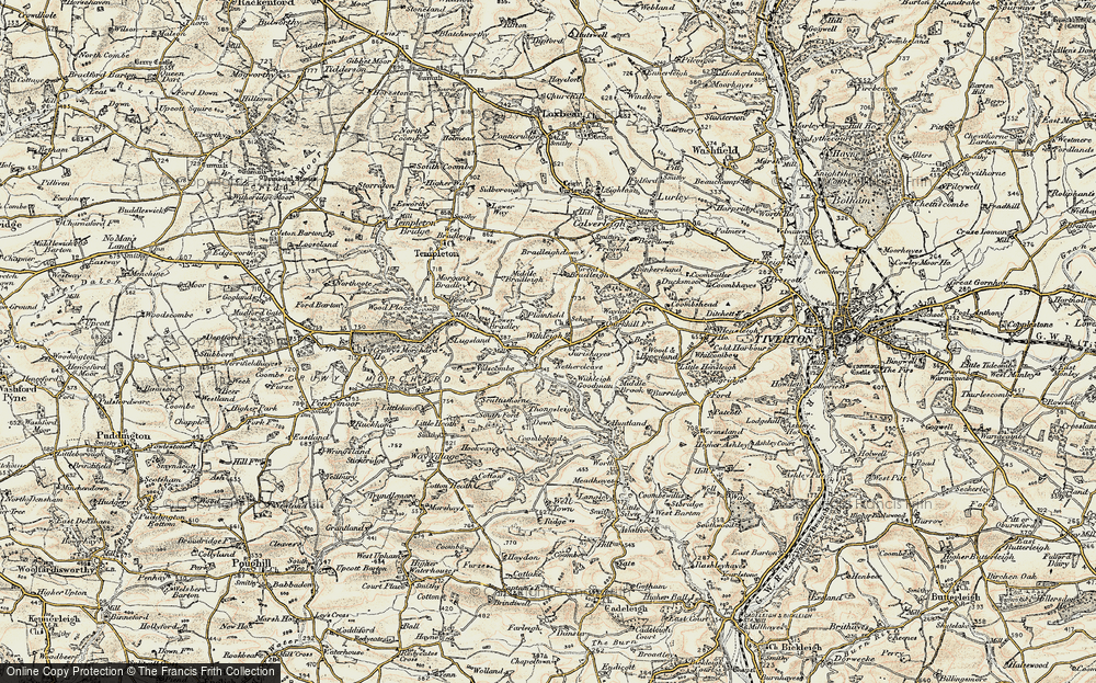 Withleigh, 1899-1900