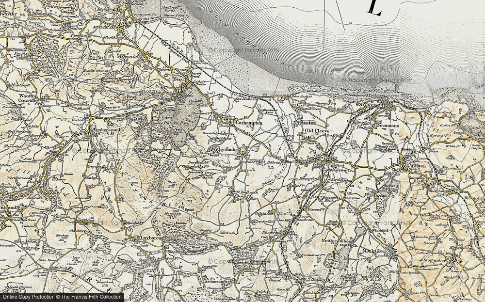 Withycombe, 1898-1900