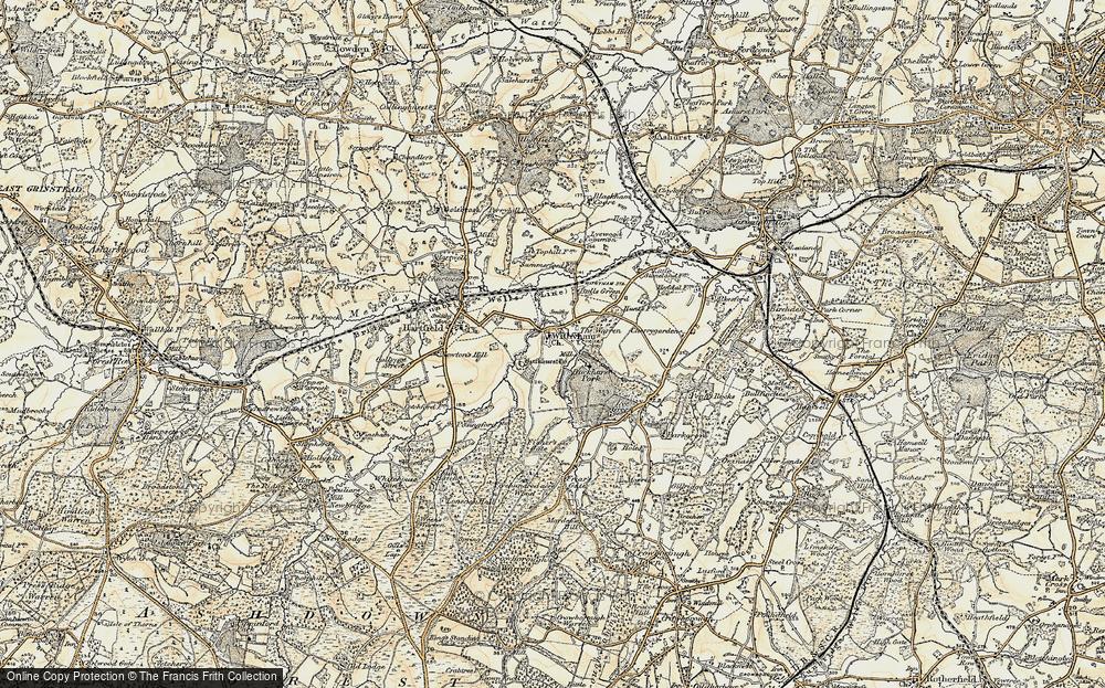 Withyham, 1898