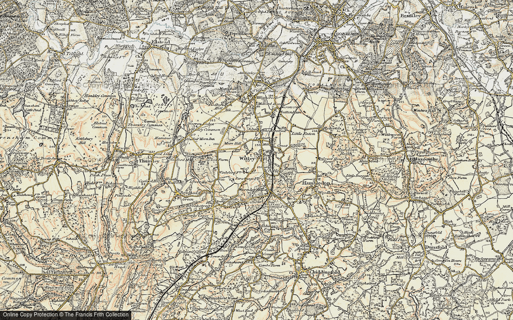 Witley, 1897-1909