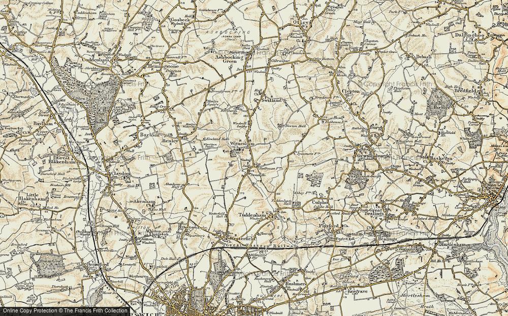 Witnesham, 1898-1901